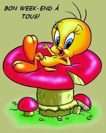bon week end...!